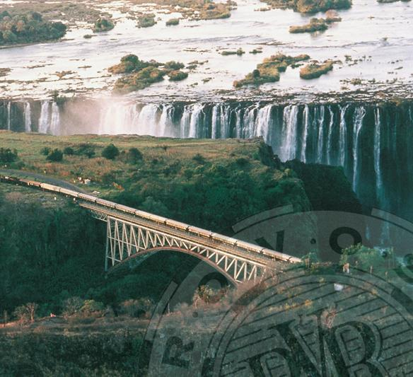 Rovos Rail- Victoria Falls bridge