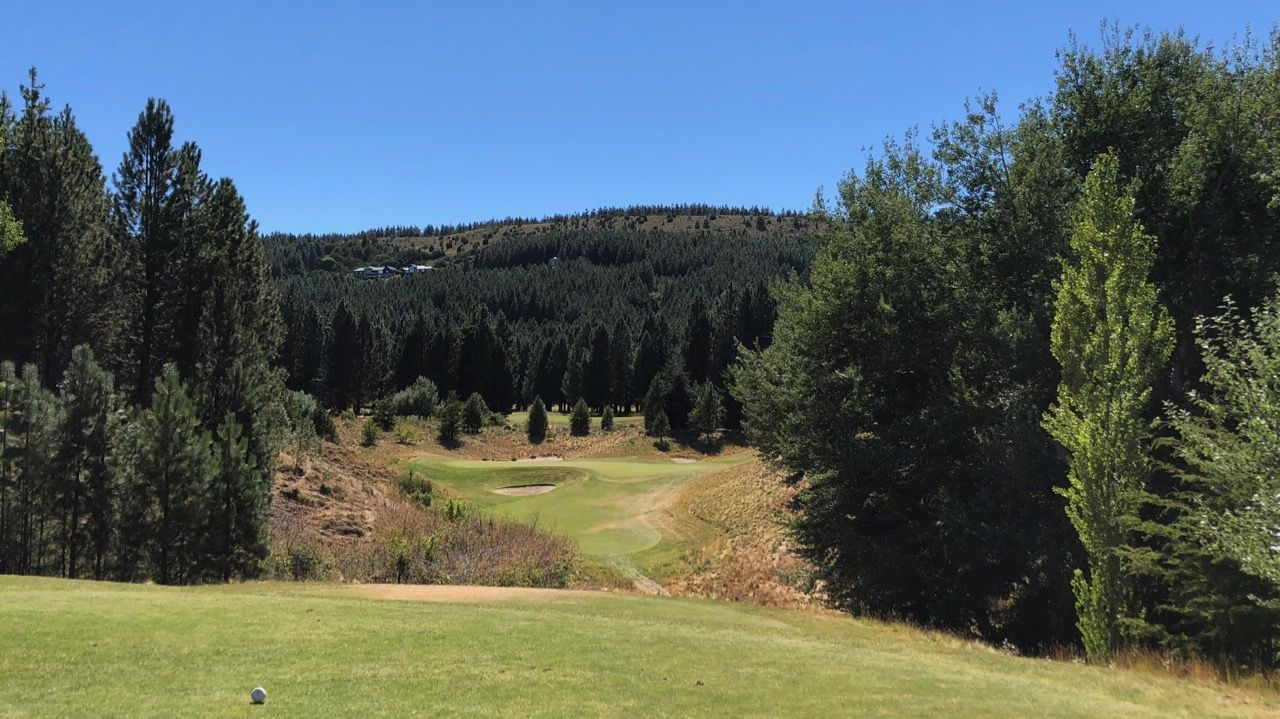 Chapelco GC-  hole7
