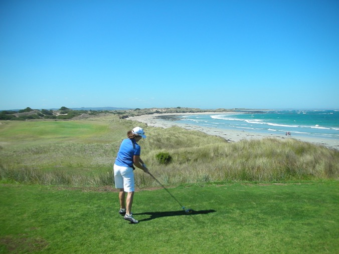 Port Fairy GC- hole 12