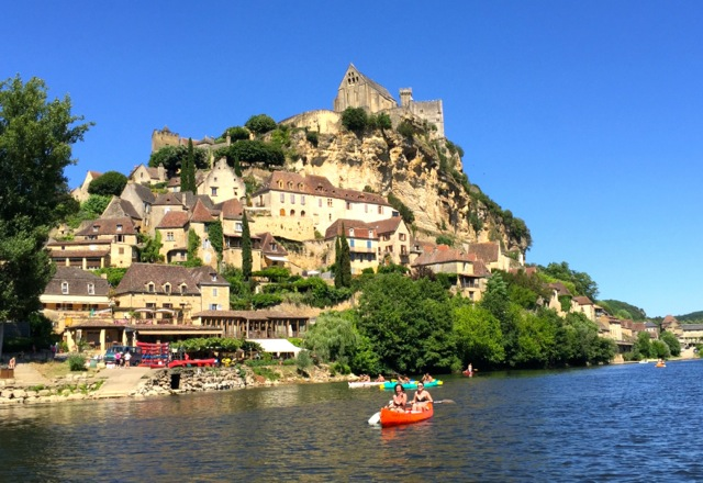 The Dordogne River, France