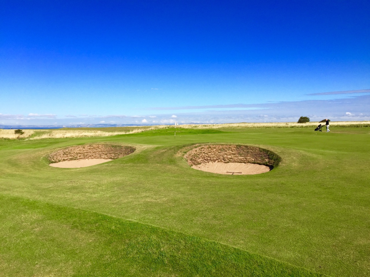 Gullane GC, East Lothian