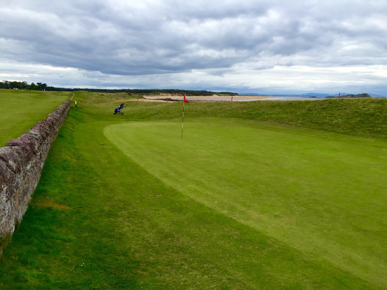 North Berwick Golf Links, East Lothian