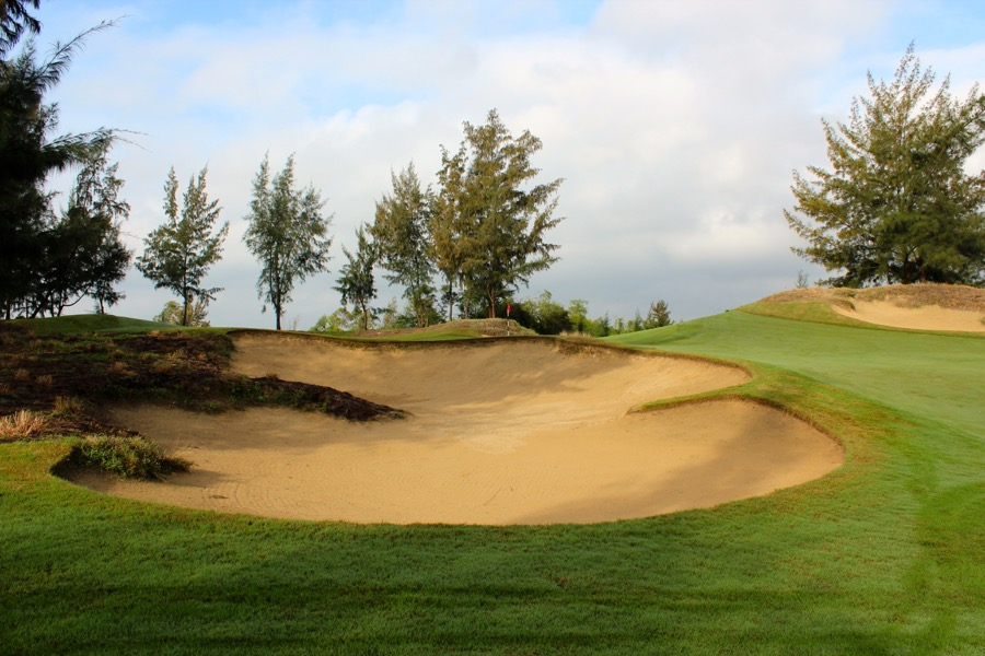 Montgomerie Links GC, Danang