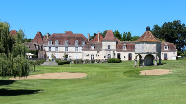 Golf at Chateau des Vigiers, France