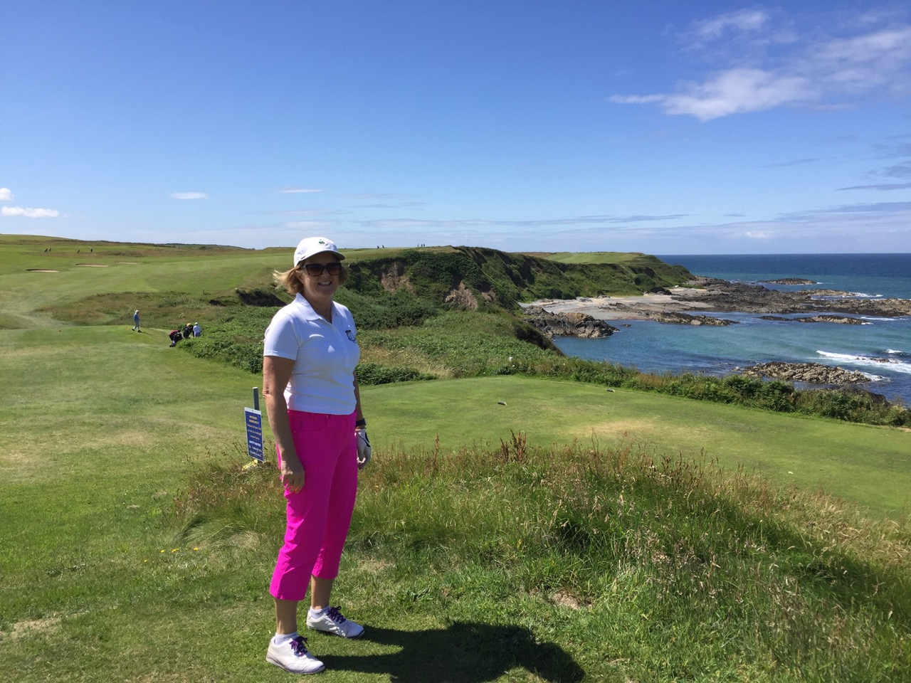 Nefyn & District Golf Club- in the pink!