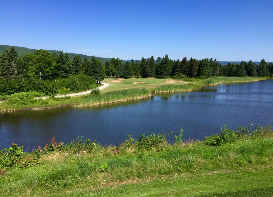 Highland Links GC, Nova Scotia