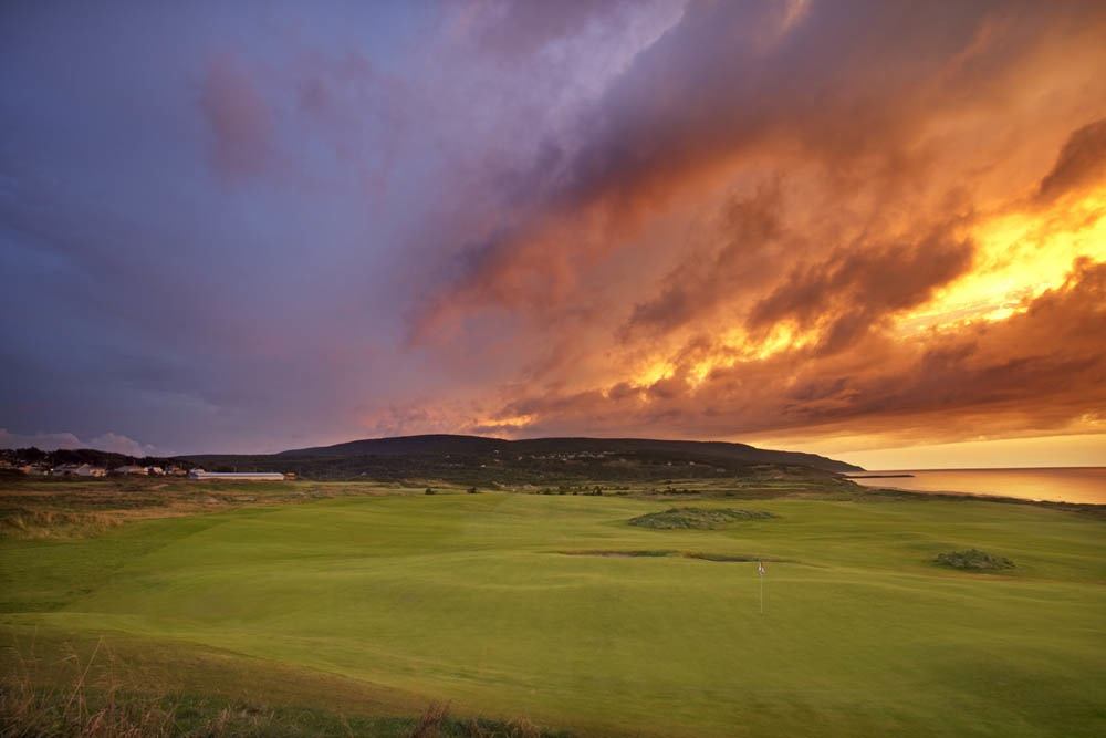 Cabot Links GC, Nova Scotia
