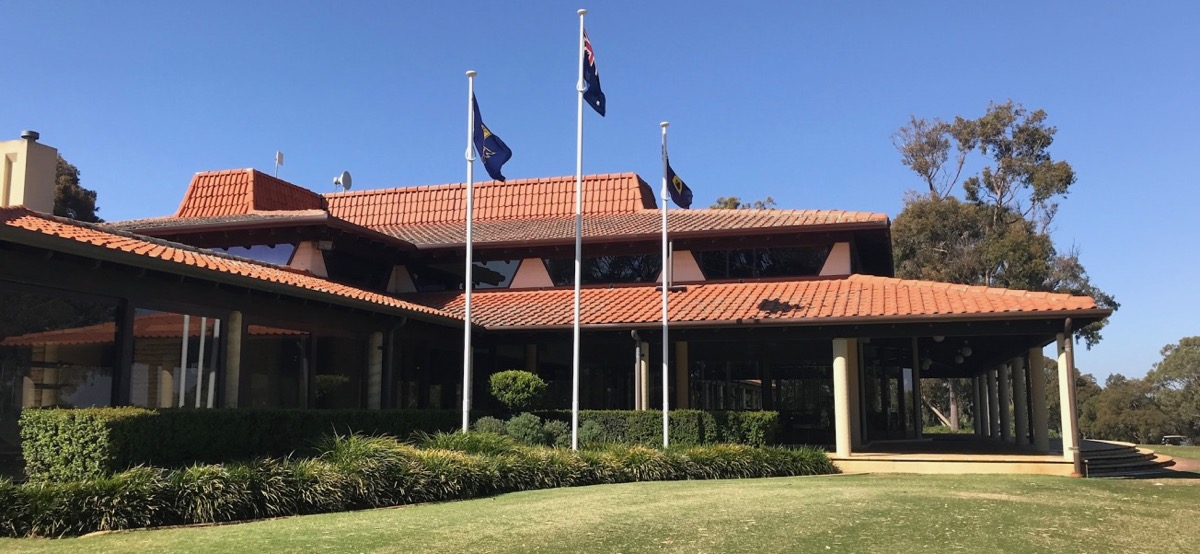 Lake Karinyup clubhouse