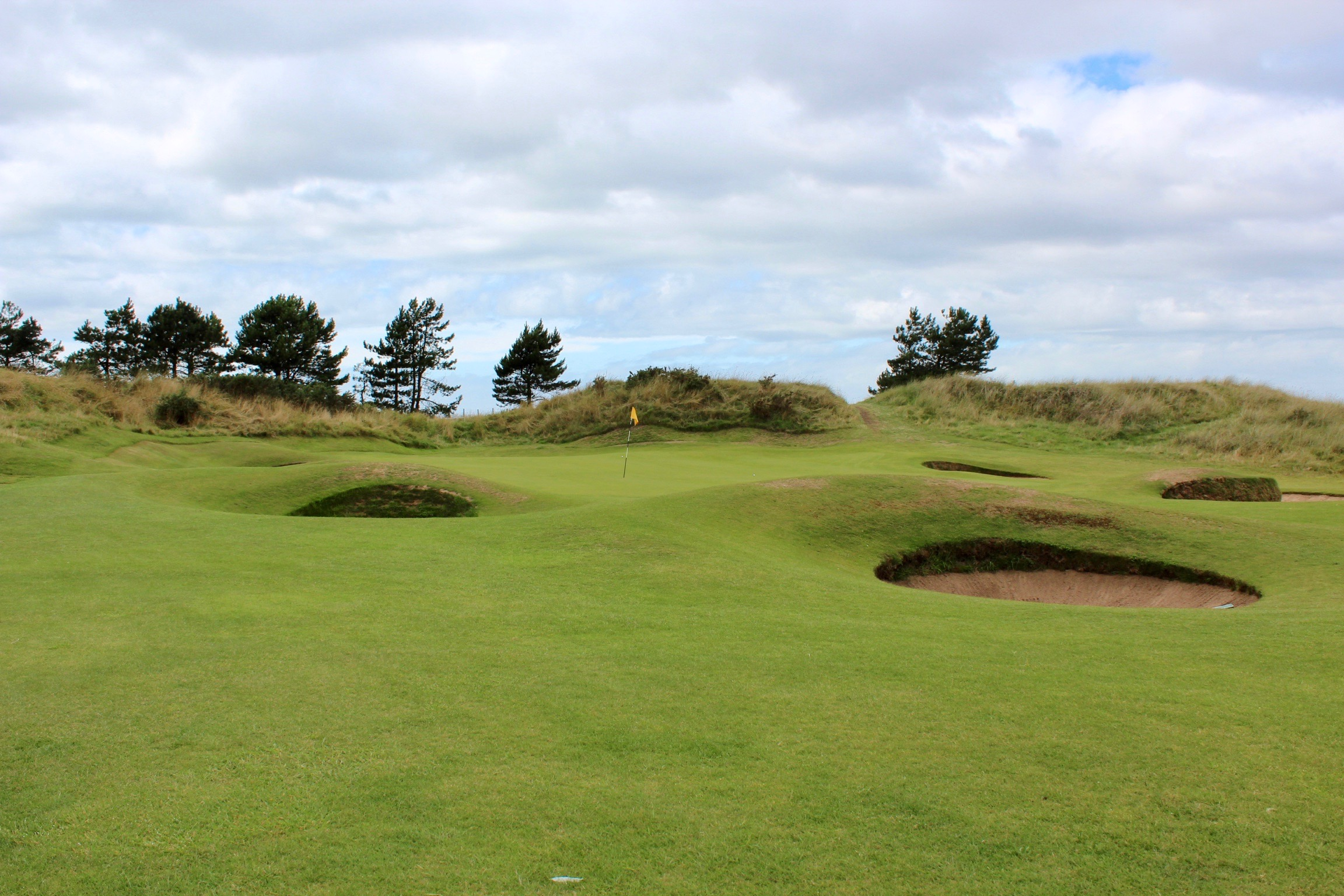 Royal and Ancient St Andrews Old Course