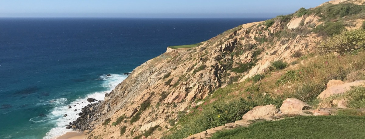 Quivira GC- 5th tee & green