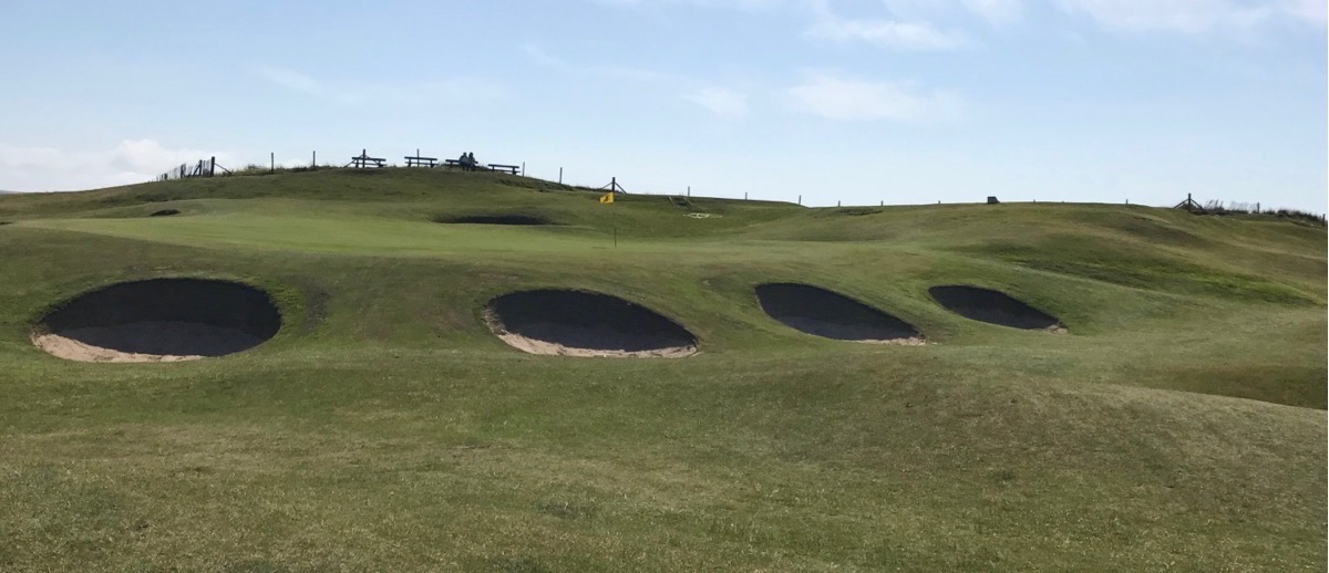 Royal North Devon GC- hole 5