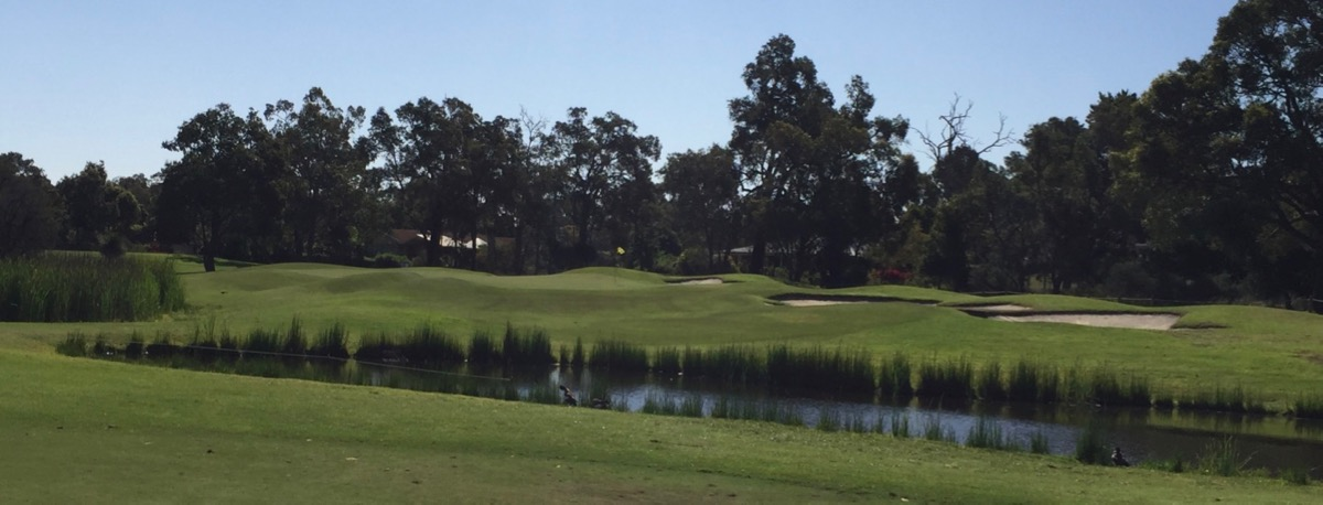 The Vines Resort- Lakes: hole 10