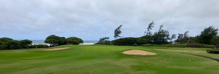 Wailua GC-  hole 2