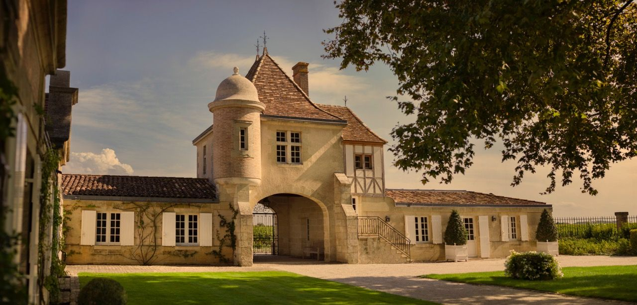 Grand Cru Class wineries at Bordeaux, France