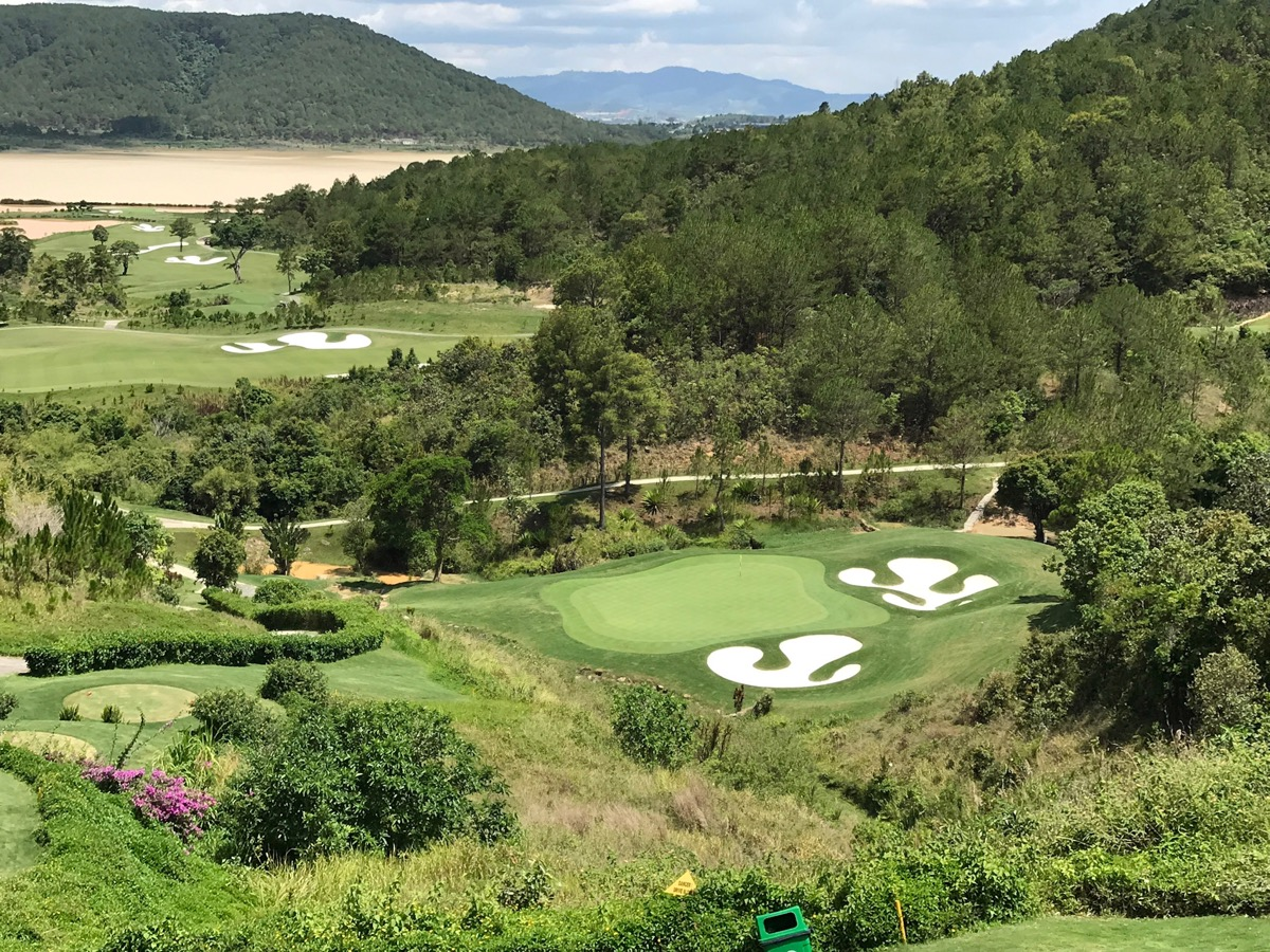 The Dalat at 1200 CC- hole 3
