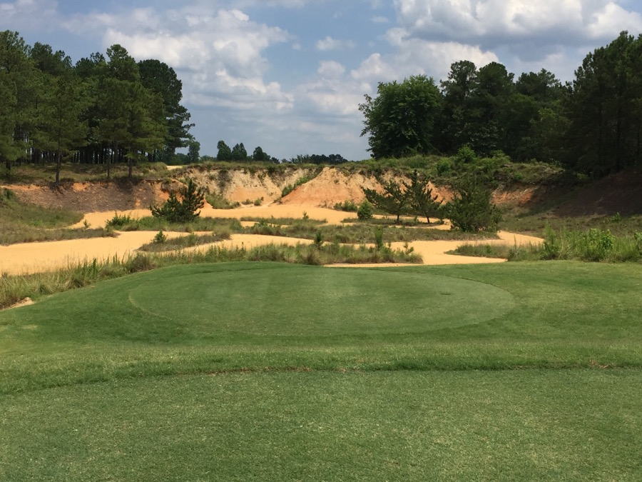 Tobacco Road- hole 18
