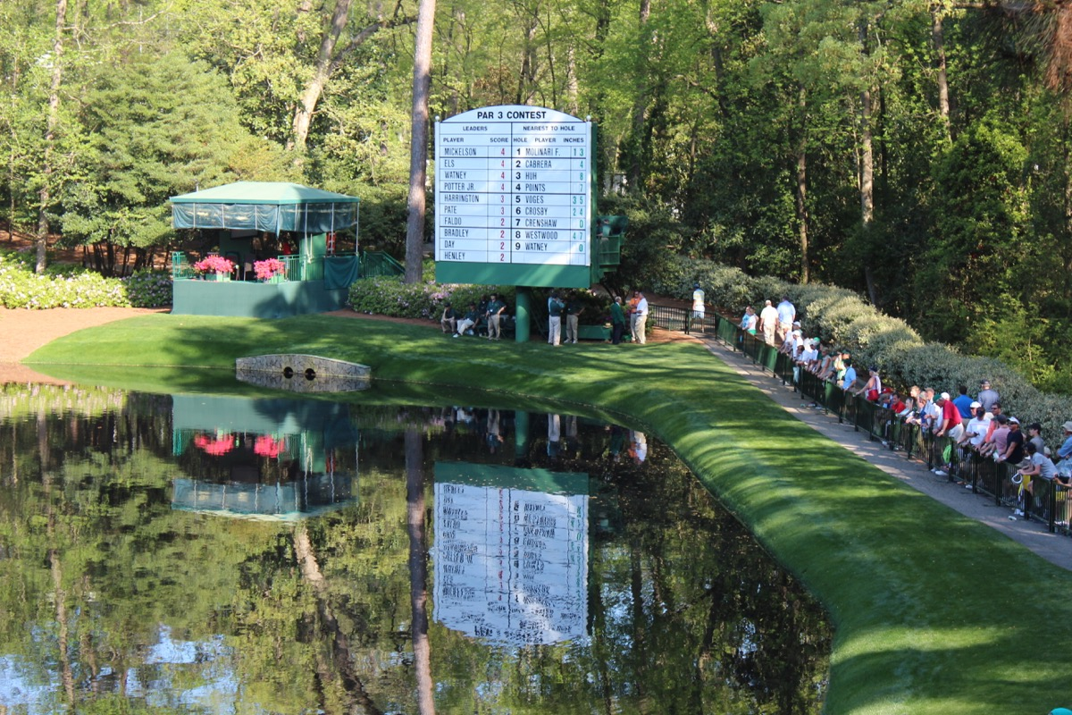 Reflections on The Masters