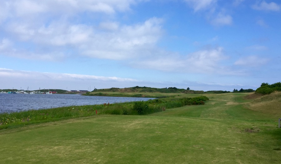 Cabot Links GC- hole 6