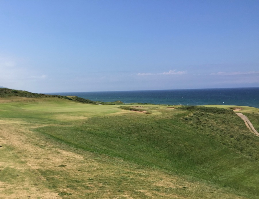 Cabot Links GC- hole 11