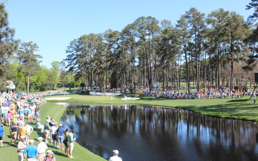 Augusta National Golf Club- home of The Masters