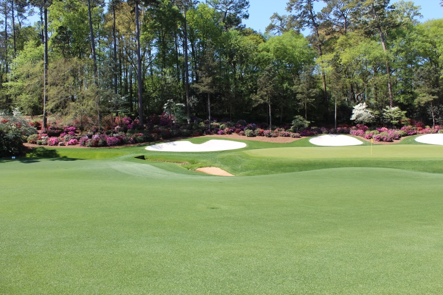 Augusta National Golf Club- home of The Masters...