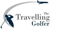 The Travelling Golfer Logo