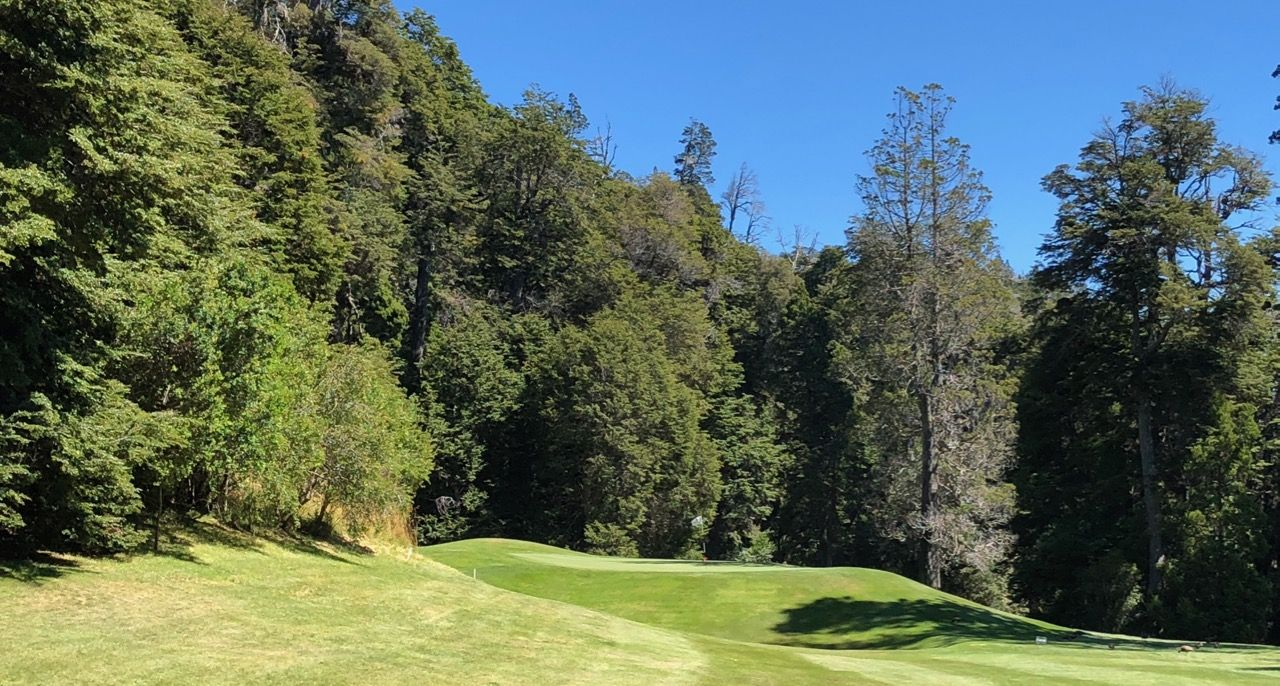 Llao Llao GC-  hole 15