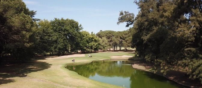 Olivos hole 15approach6