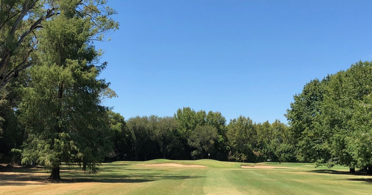 The Jockey Club- Red Course: hole 12