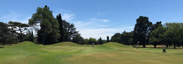 The Jockey Club- Red Course: hole 16