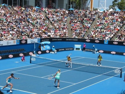 The Australian Open Tennis
