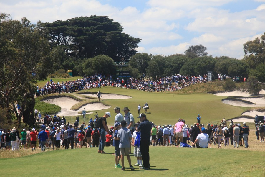 The Australian Masters at Royal Melbourne GC