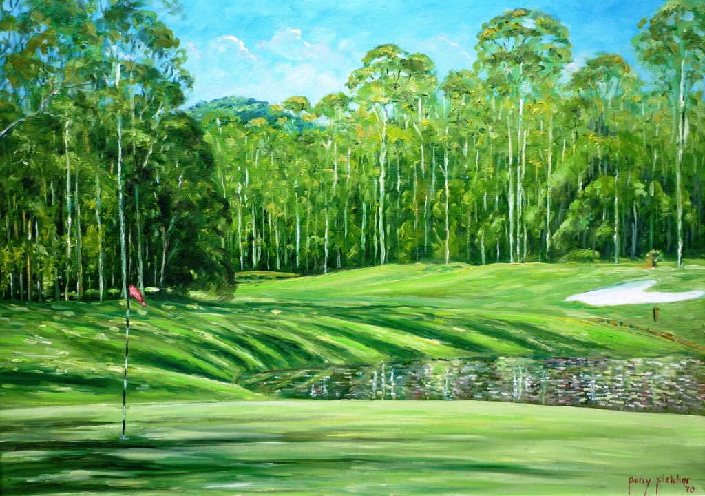 Bonville GC- 15th Hole