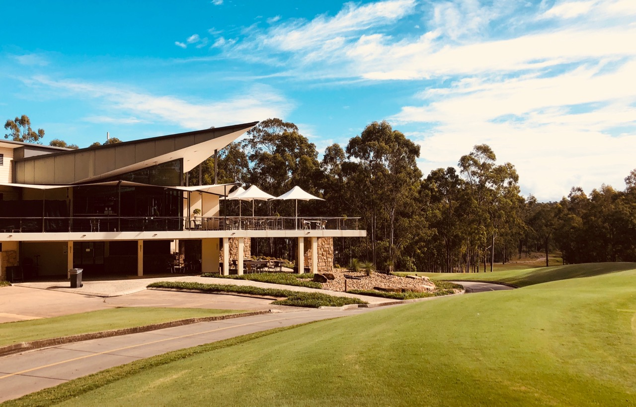 Brookwater GC- clubhouse