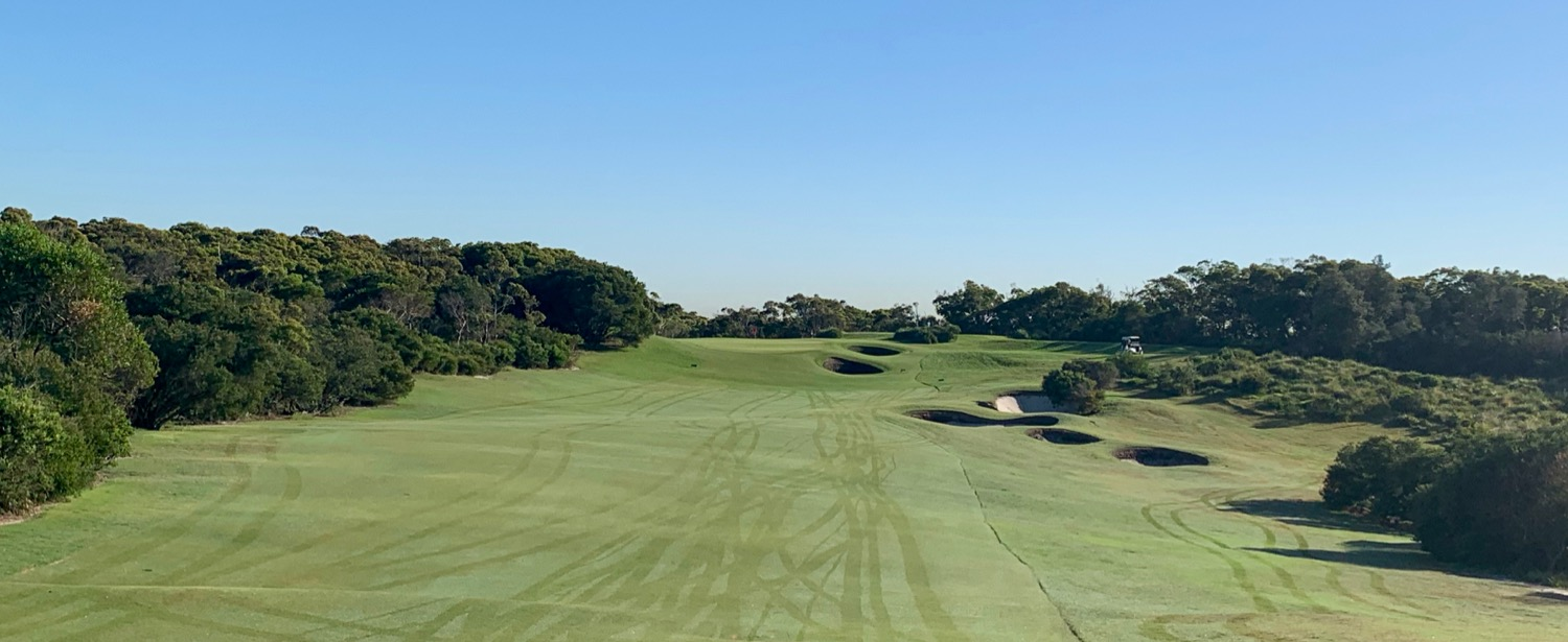NSW GC- hole 1
