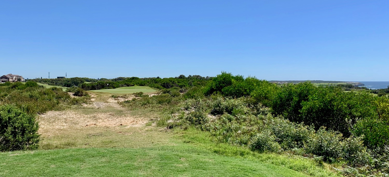 NSW GC- hole 17
