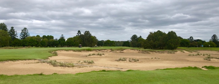 Royal Queensland GC-  hole 3