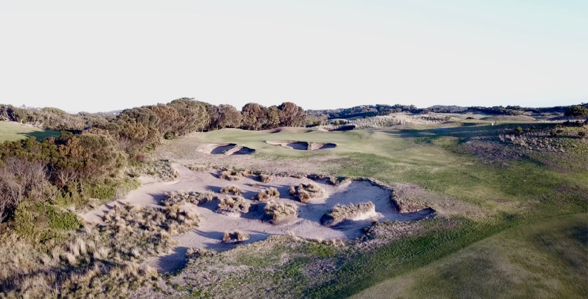 The Dunes Golf Links- hole 2