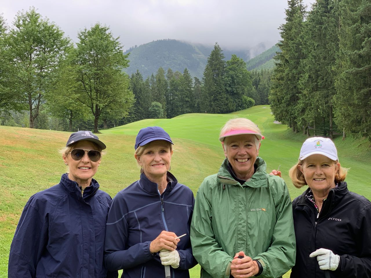 Adamstal: Wallerbach course- Sue Raewyn Janet Heather