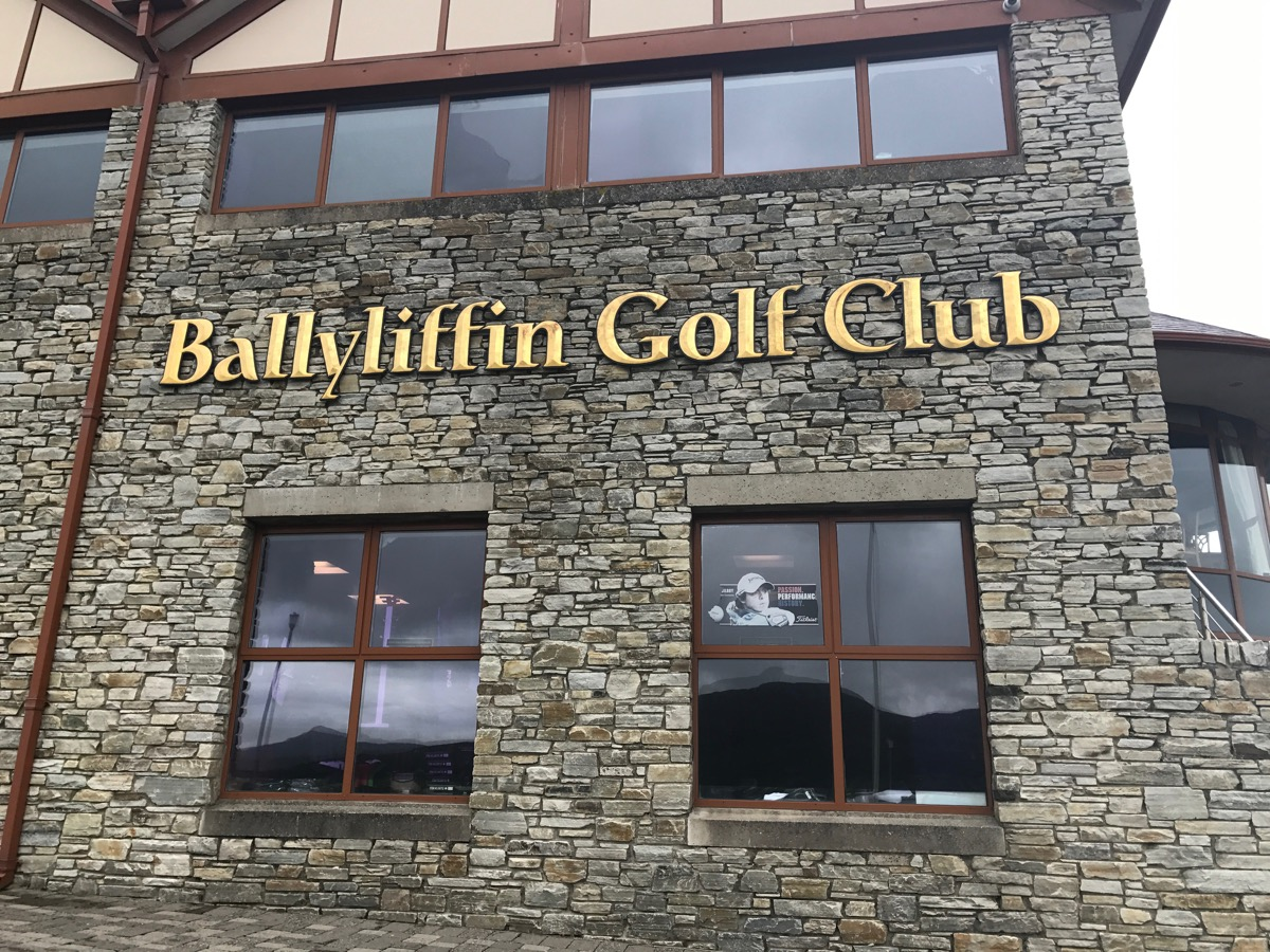 Ballyliffin Clubhouse