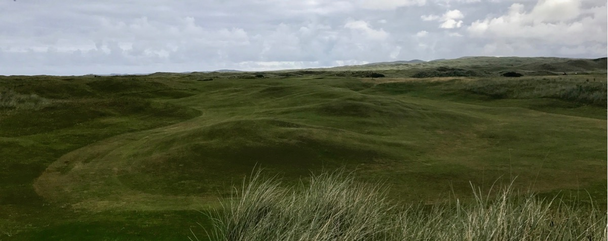 Ballyliffin Old Links- hole10