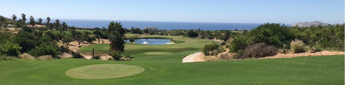 Cabo Real GC- hole 18
