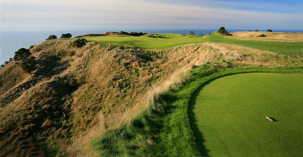 Cape Kidnappers GC- hole 5