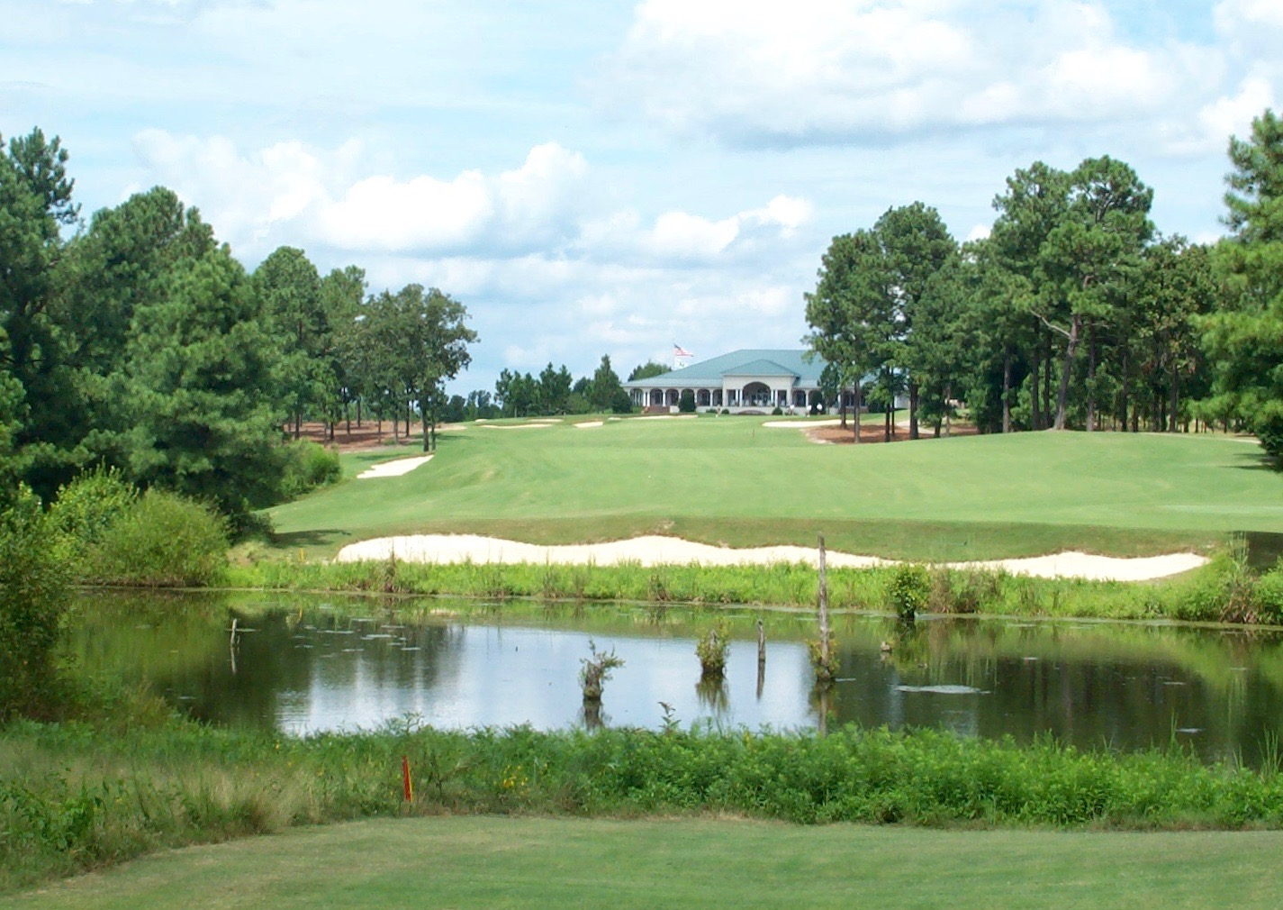 Pinehurst Club House