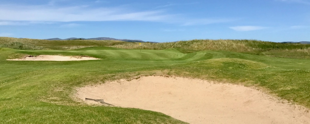 Donegal GC- hole 12