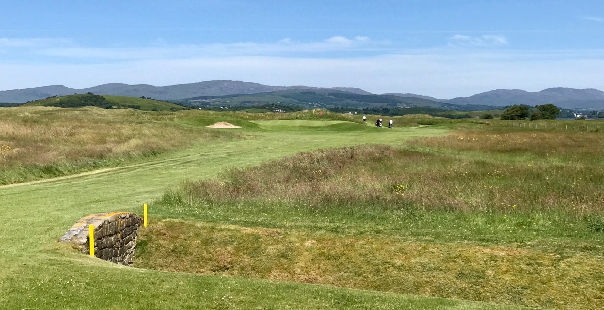 Donegal GC- hole 3