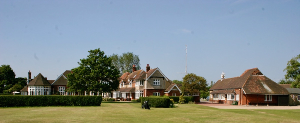 Royal St Georges clubhouse