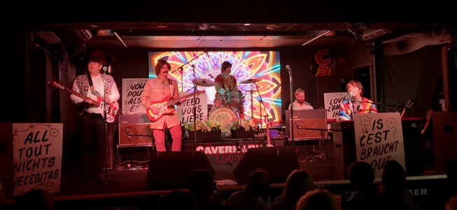 The Cavern Club: a Beatles tribute