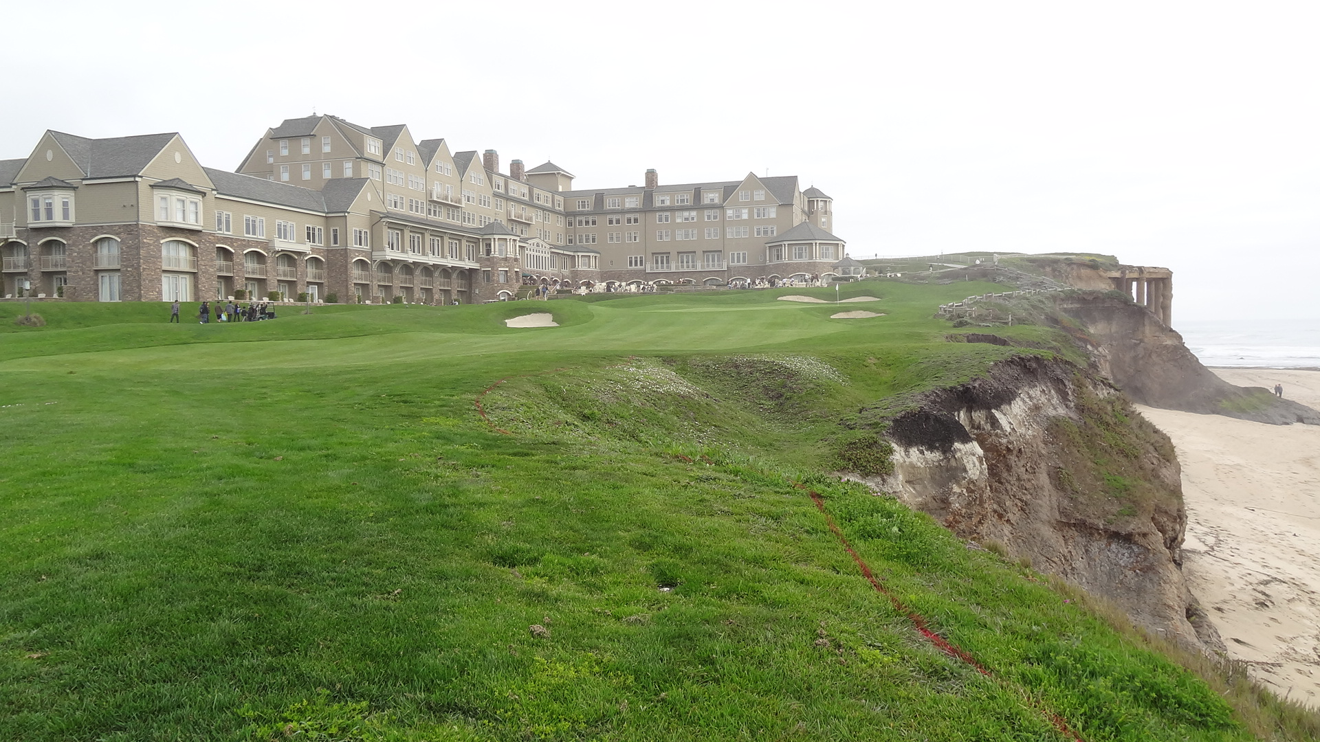 Half Moon Bay Clubhouse