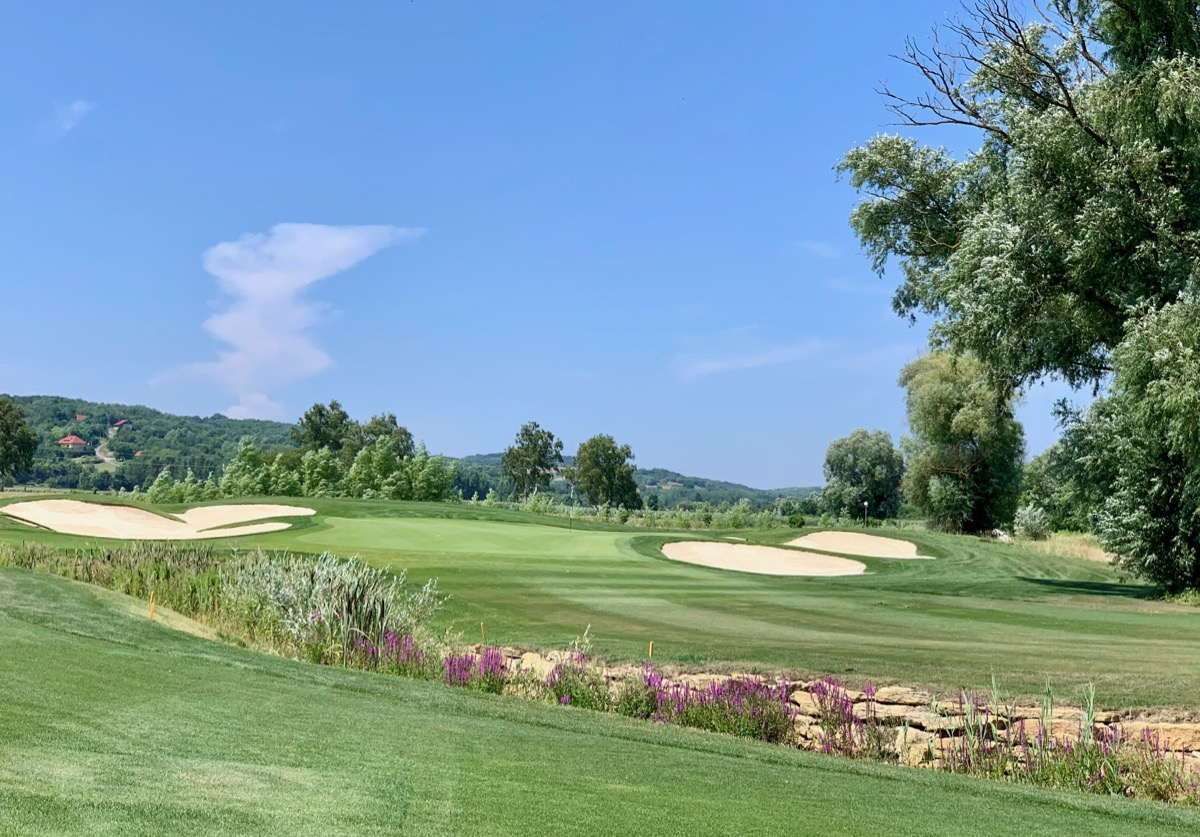 Zala Springs Resort- hole 6